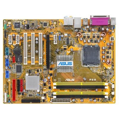 Асус п5б поддерживаемые процессоры