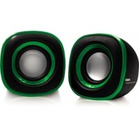 BBK CA-301S Black-Green