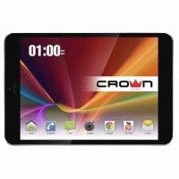 Crown CM-B855 3G Black-metal