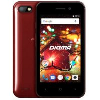 Digma Hit Q401 3G Red