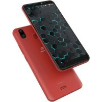 Digma Linx Pay 4G Red