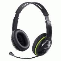 Гарнитура Genius HS-400A Black/Green