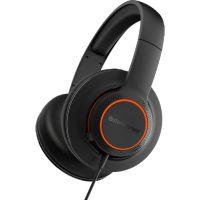 Гарнитура SteelSeries Siberia 100 black