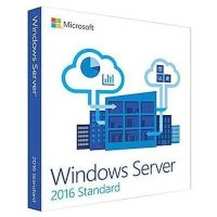 Microsoft Windows Server Standard 2016 634-BJQW
