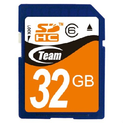 Team Group 32GB TSDHC32GCL601