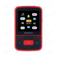 Digma T4 8GB Black-Red