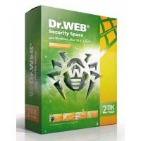 Dr. Web Security Space BHW-B-24M-2-A3