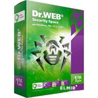антивирус Dr. Web Security Space BHW-B-12M-1-A3