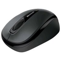 мышь Microsoft Wireless Mobile Mouse 3500 for business Black