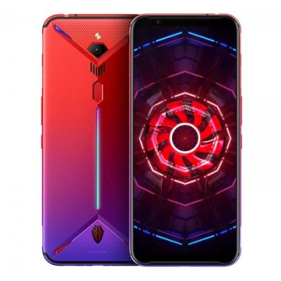 смартфон Nubia Red Magic 3s 12-256GB Red-Blue
