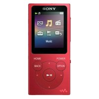 Sony NW-E394 Red