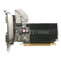 Видеокарта Zotac nVidia GeForce GT 710 1Gb ZT-71301-20L